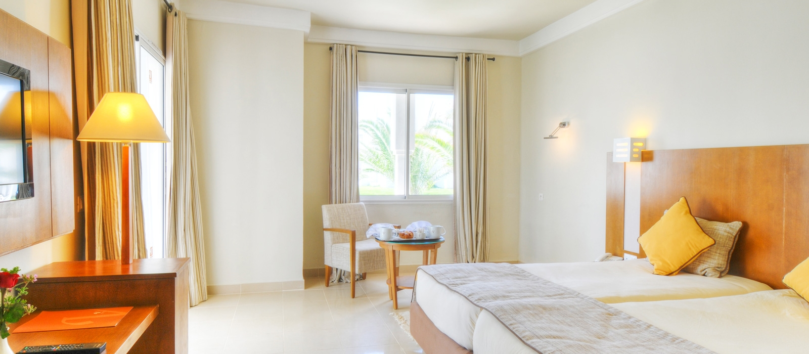 Junior Suite Vista Mare - Vincci Helios Beach 4*