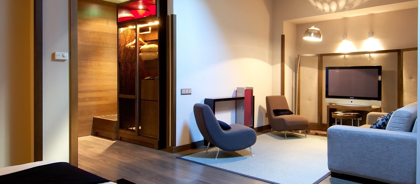 Chambres Soho Hôtel Madrid - Vincci Hoteles - Suite Junior