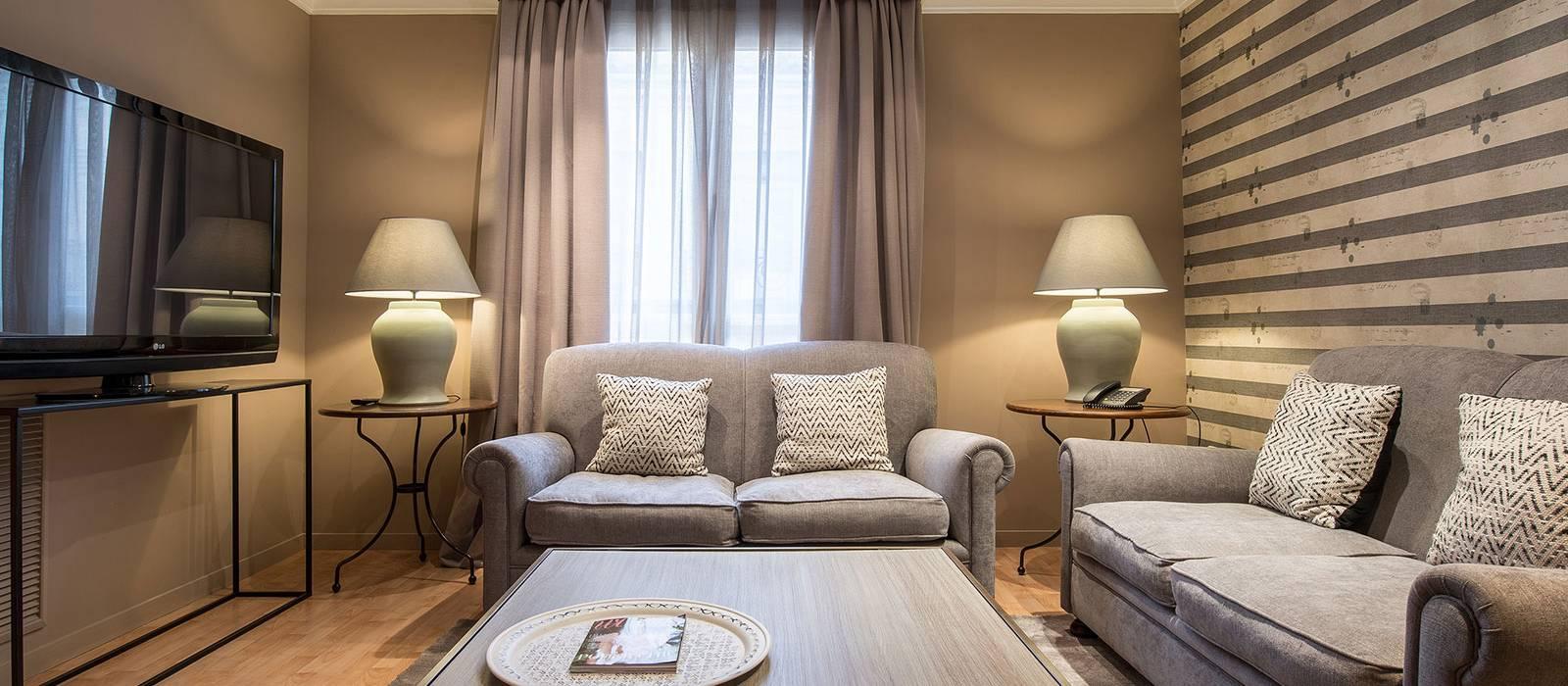 Habitaciones Hotel Valencia Lys - Vincci Hoteles - Habitación Suite