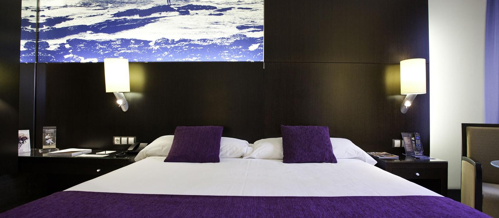 Übernachtung im Hotel Vincci Marítimo in Barcelona - Junior Suiten