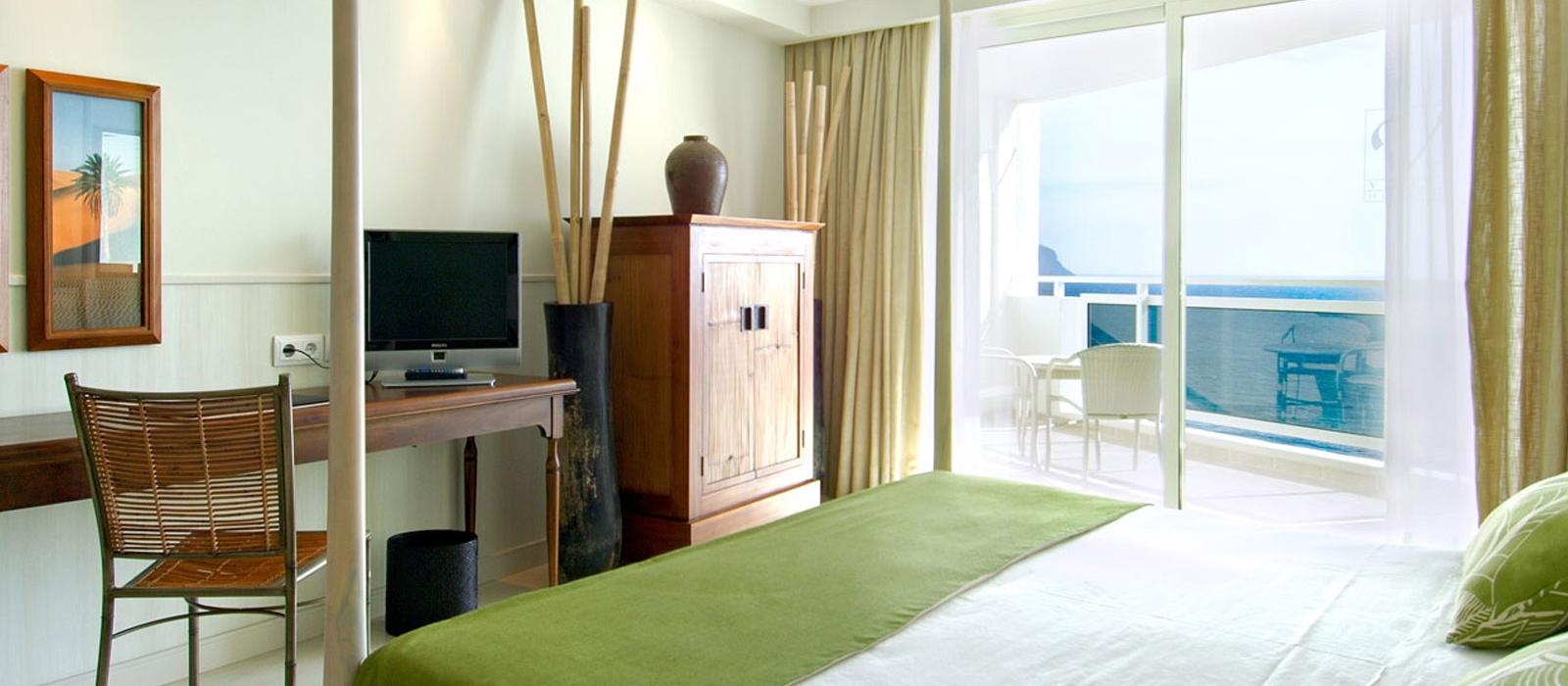Chambres Hôtel Vincci Tenerife Golf - Junior Suite