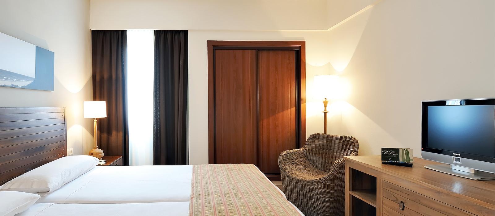 Chambres Hôtel Cadix Costa Golf - Vincci Hoteles - Junior Suite