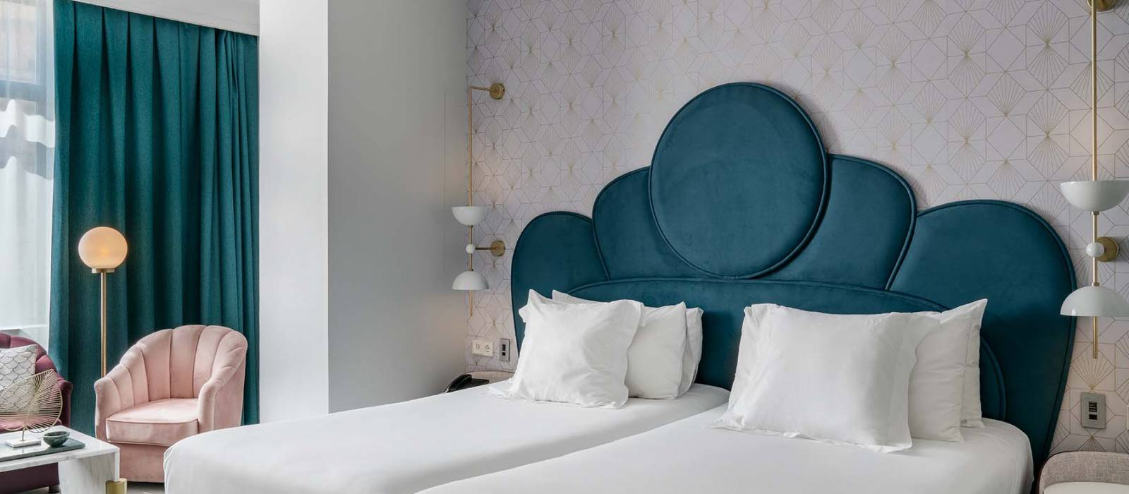 Chambres Capitol Hôtel Madrid - Vincci Hoteles - Chambre Premium
