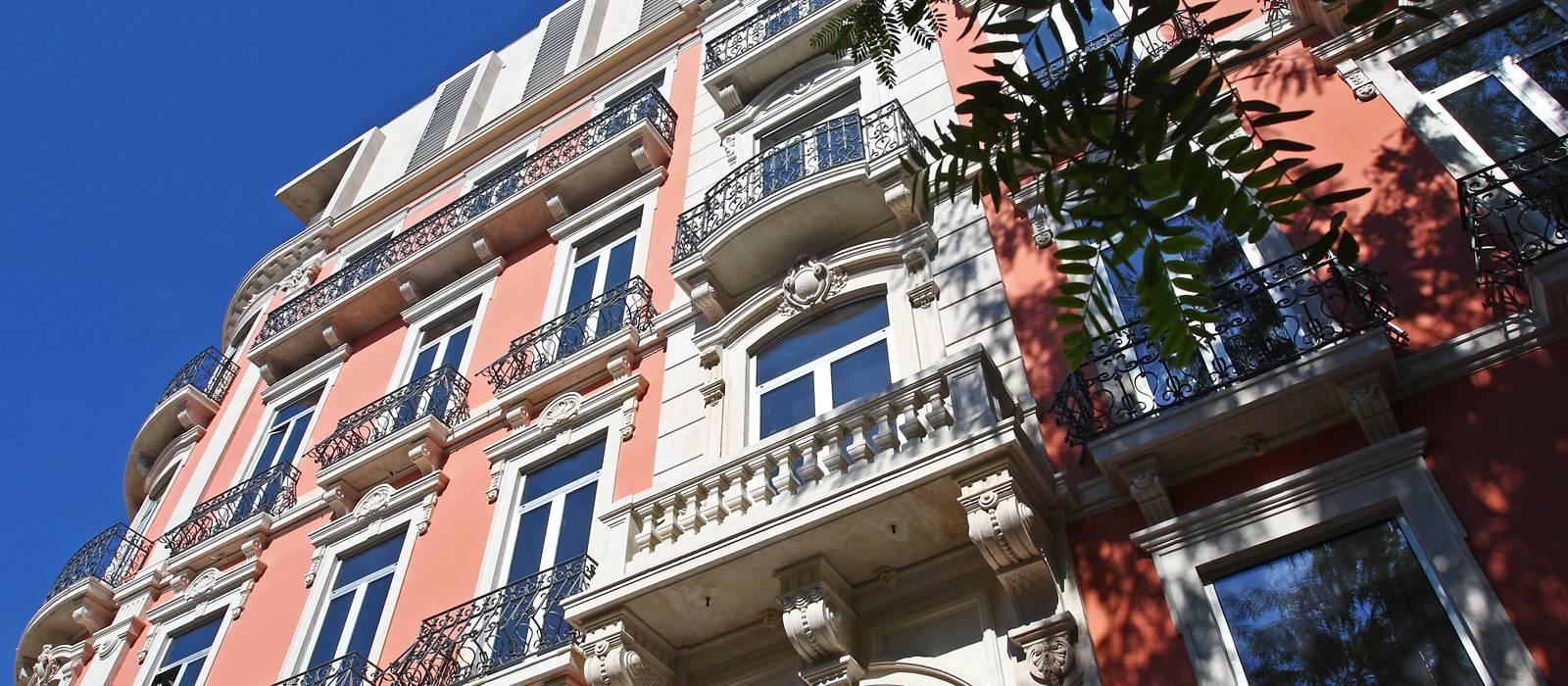 Superior Double with Terrace - Vincci Liberdade
