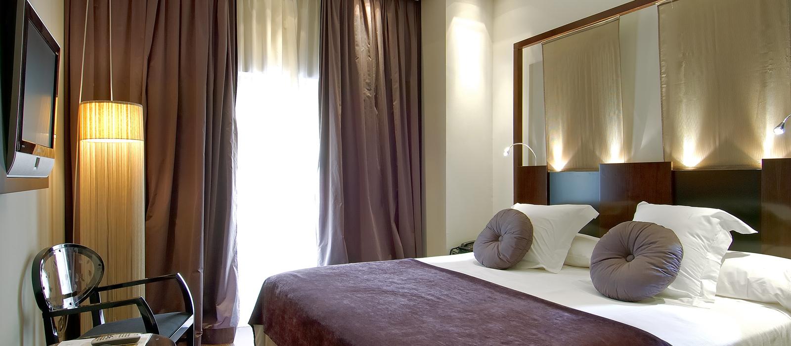 Habitaciones Hotel Vincci Valencia Palace - Habitación Doble