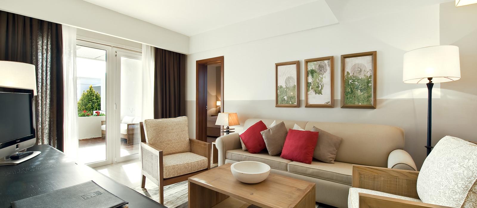 Camere Hotel Cadiz Costa Golf - Vincci Hoteles - Suite