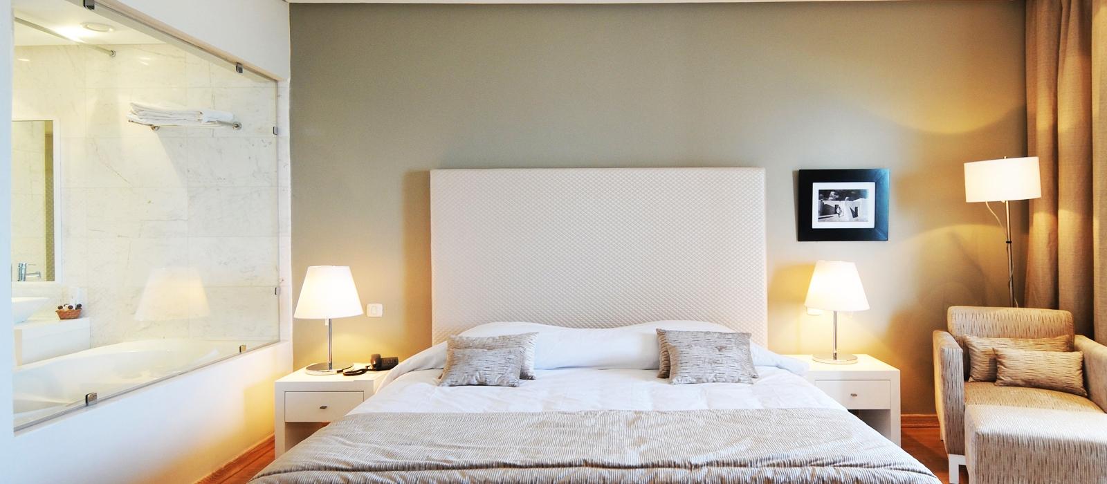 Chambres Hôtel Vincci Nozha Beach Hammamet - Suite Prestige