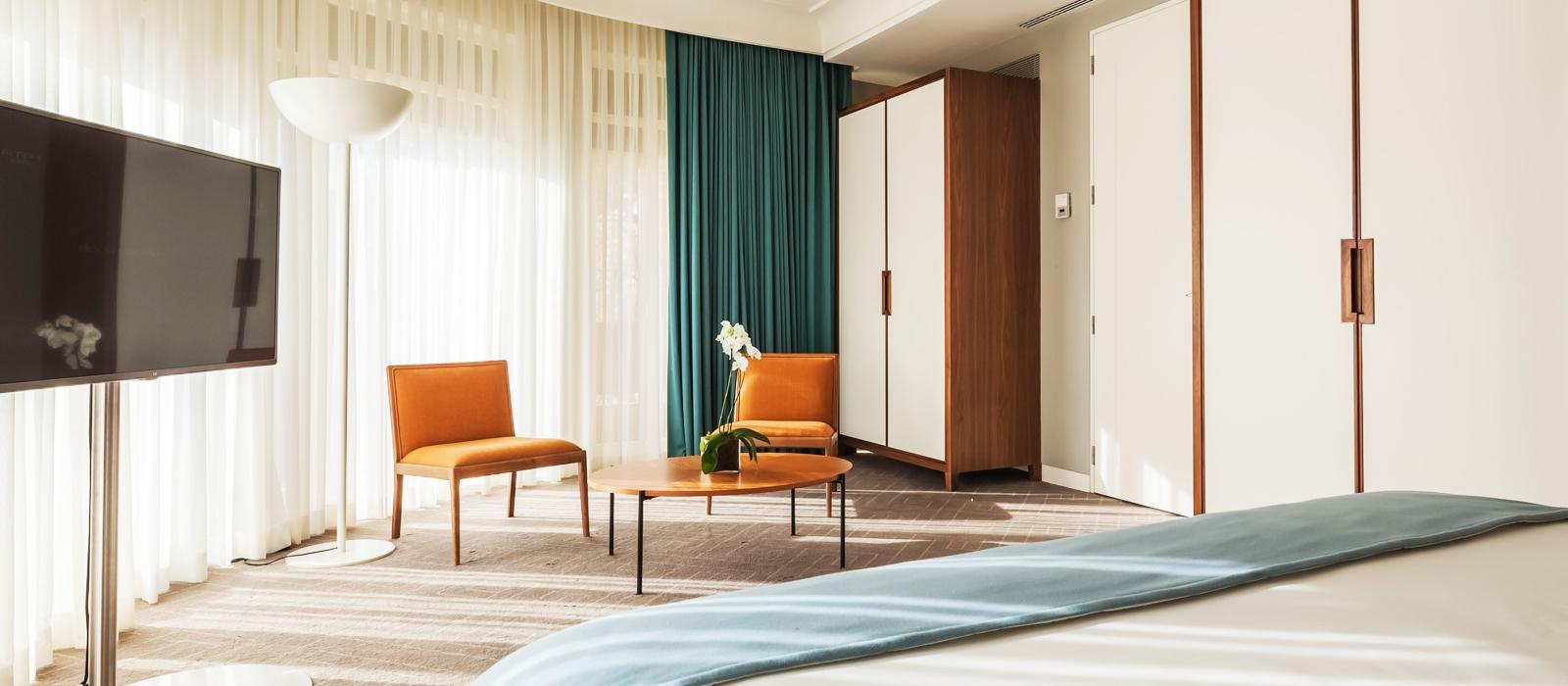Suite Room Hotel Porto - Vincci Hoteles