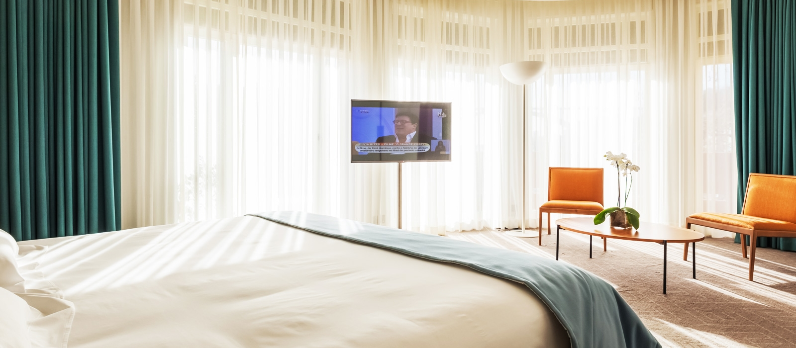 Suite. Zimmer Hotel Porto - Vincci Hoteles