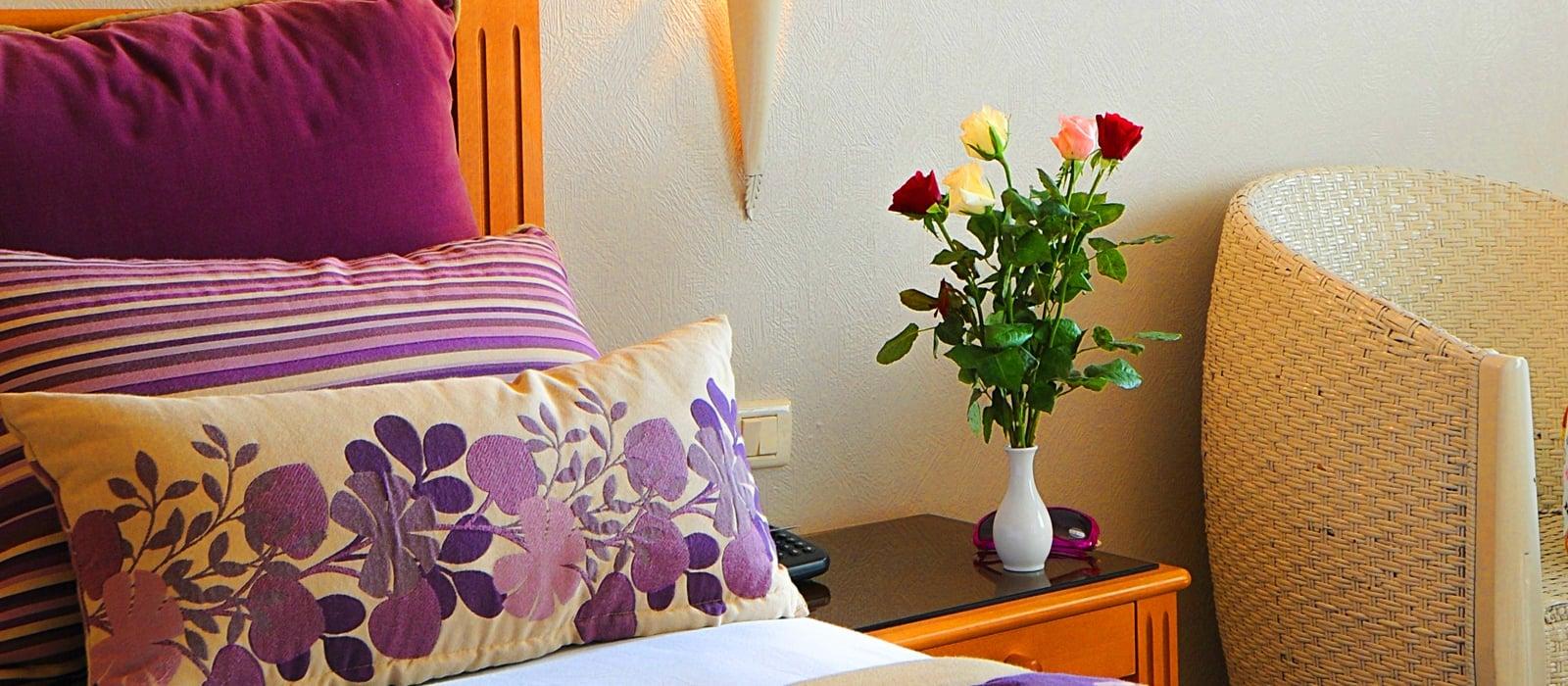 Suite Prestiges. Übernachtung im Hotel Vincci Djerba in Tunesien