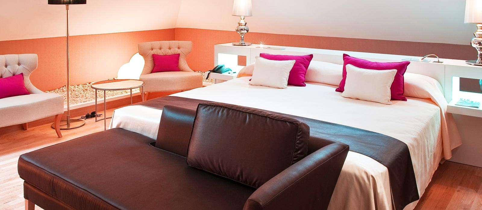 Rooms Hotel Vincci Málaga Posada del patio - Suite Room