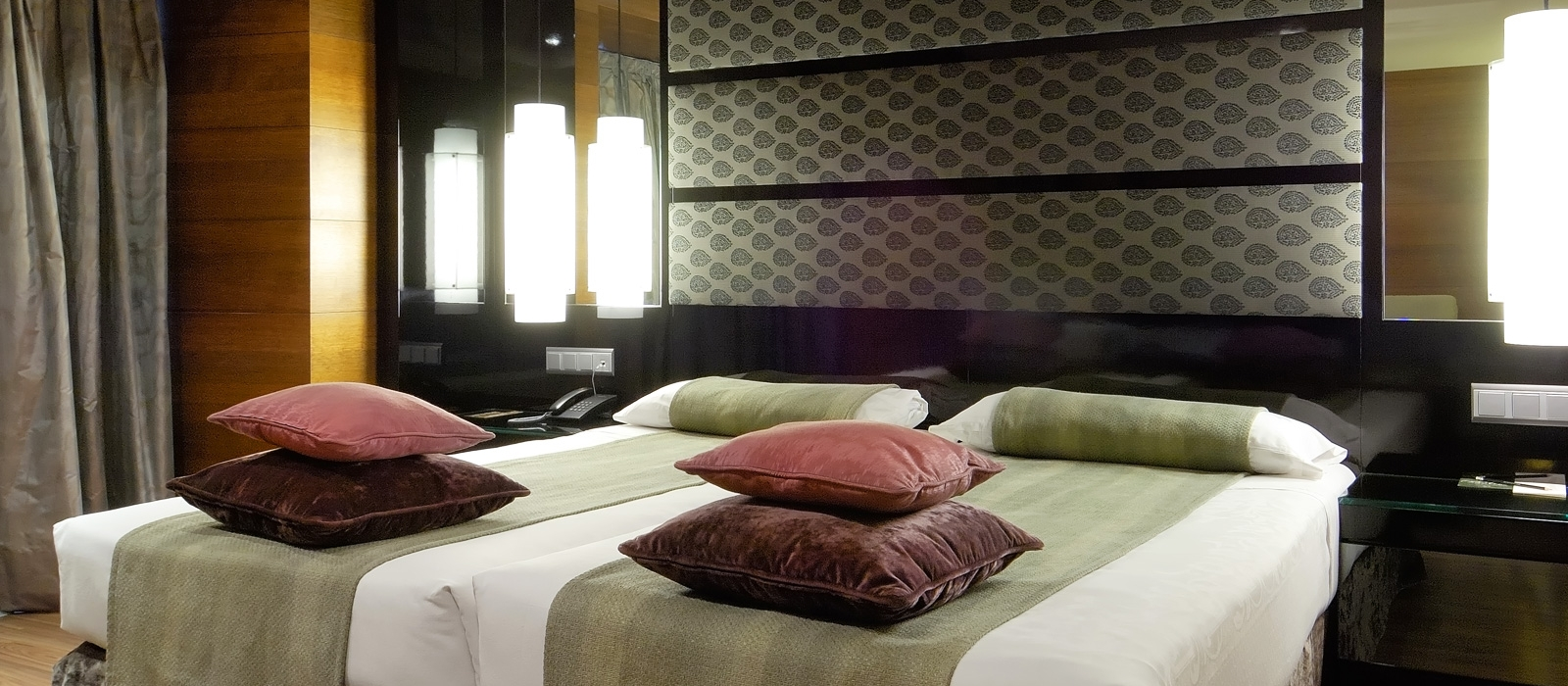 Habitaciones Hotel Madrid Soho - Vincci Hoteles - Habitación Suite