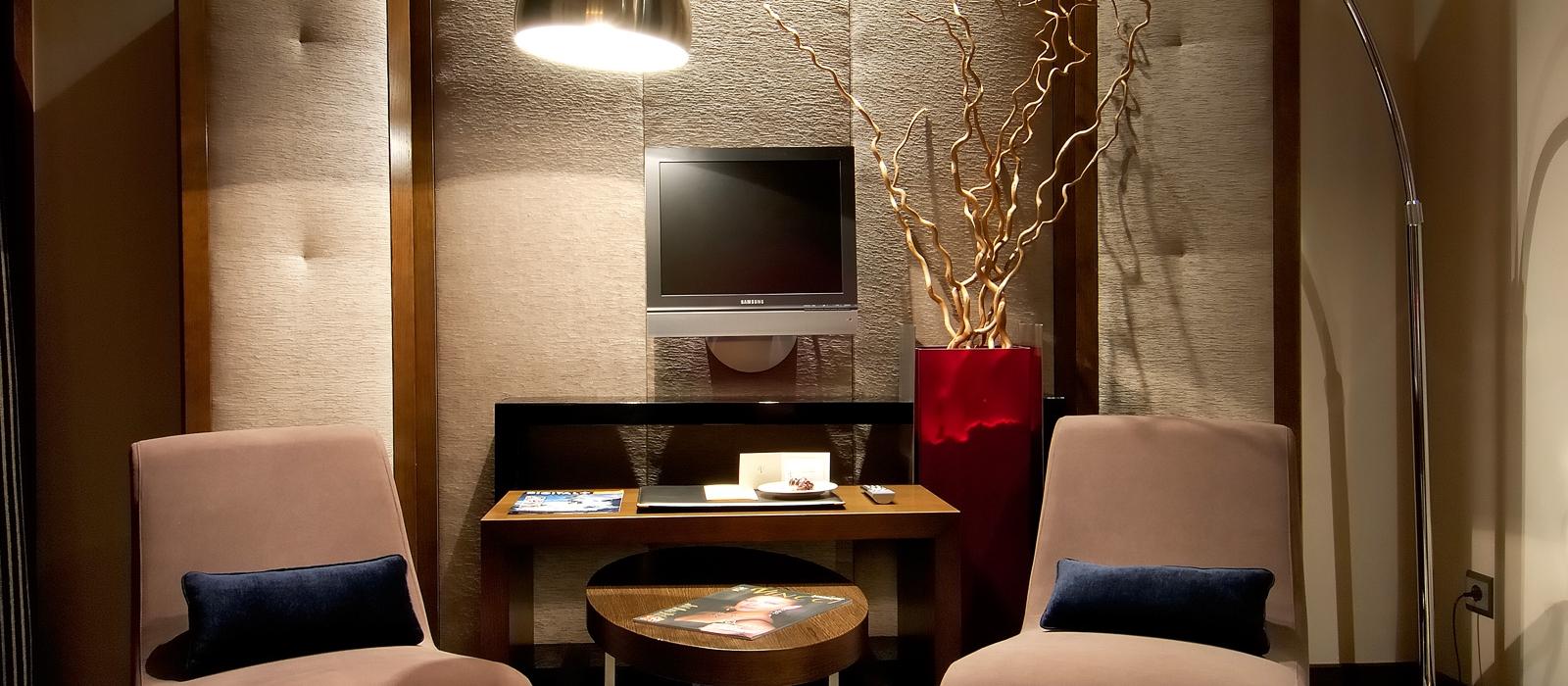 Camere Soho Hotel Madrid - Vincci Hoteles - Junior Suite