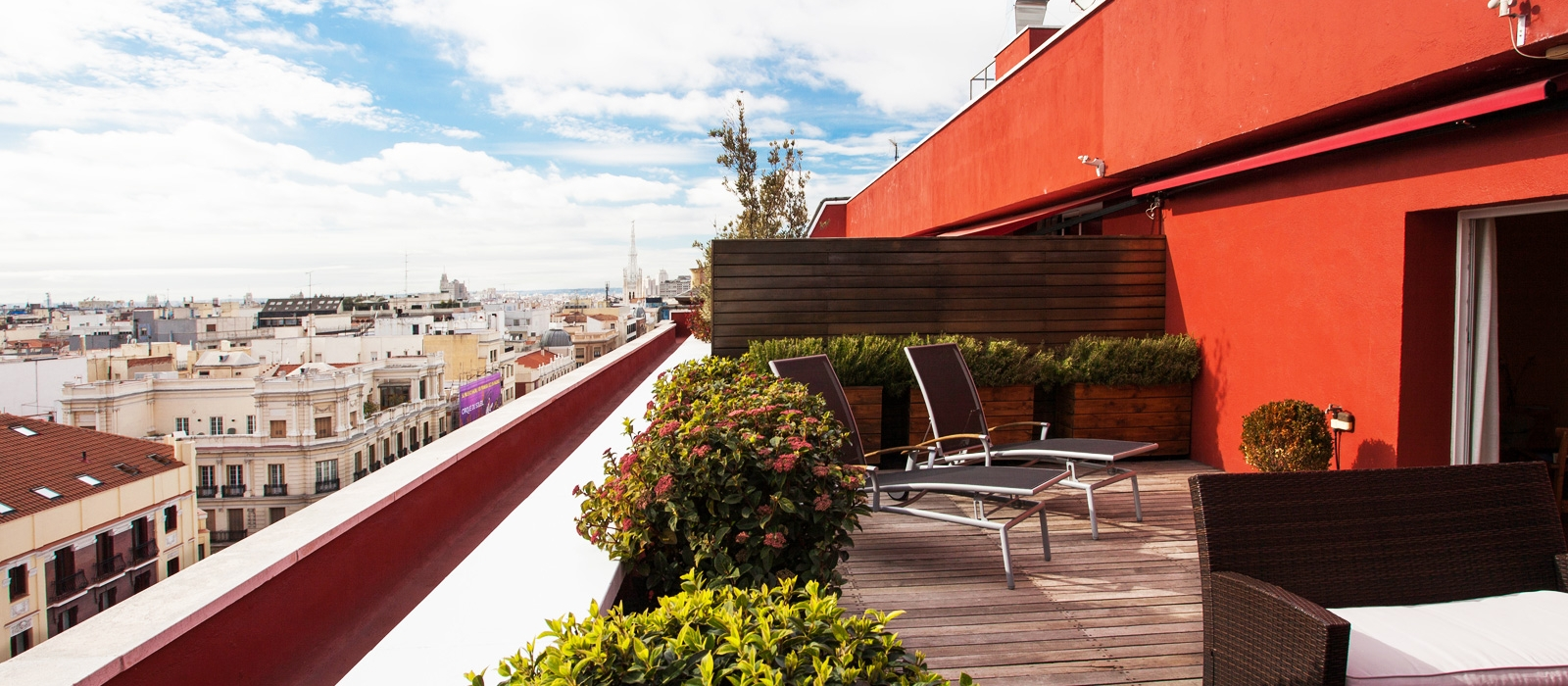 Rooms Hotel Soma Madrid - Vincci Hotels - Vincci Junior Suite