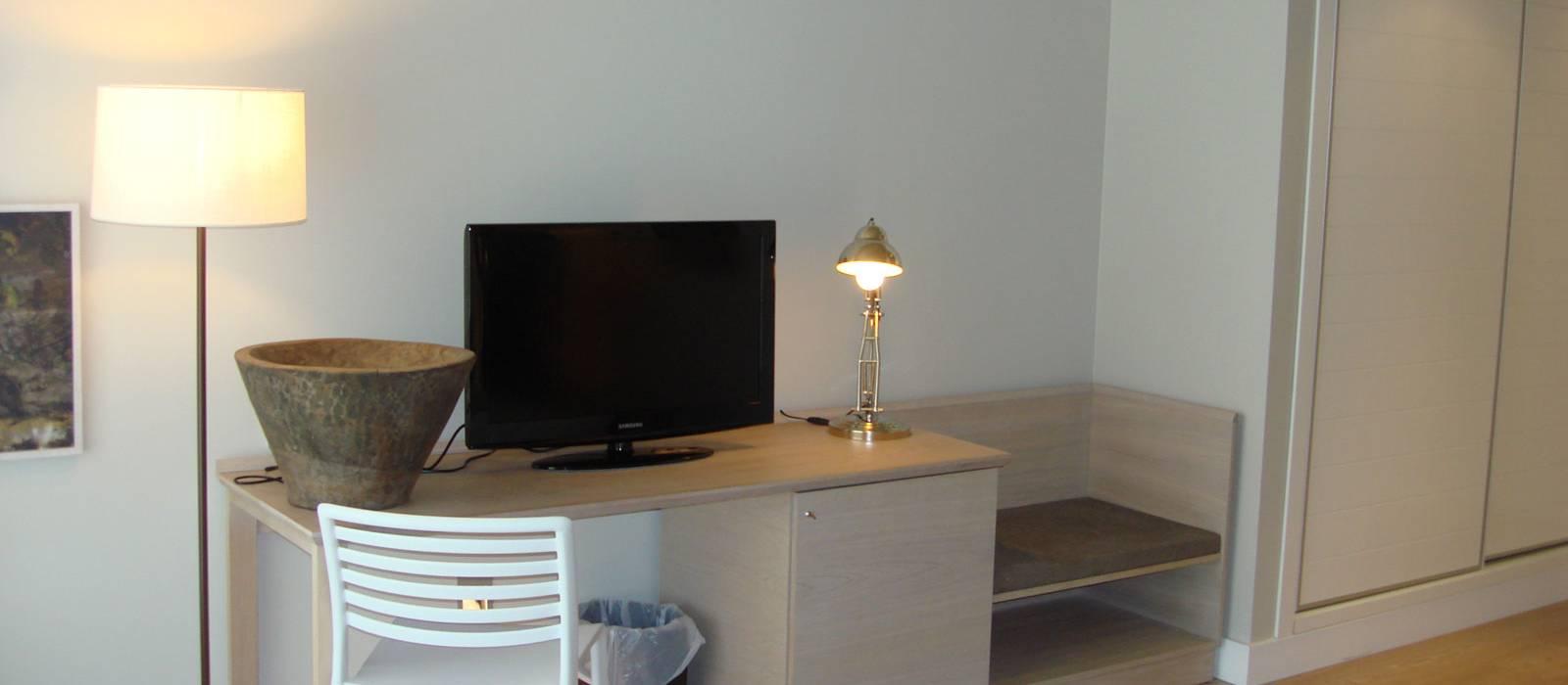 Habitación doble estándar. Hotel Valdecanas Golf - Vincci Hoteles