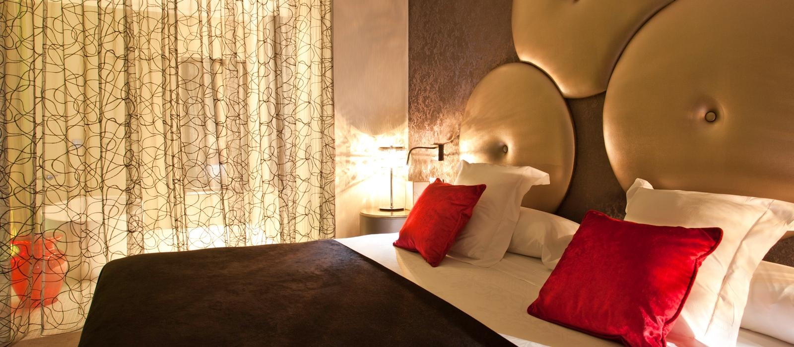 Habitaciones Hotel Madrid Capitol - Vincci Hoteles - Habitación Fila 5