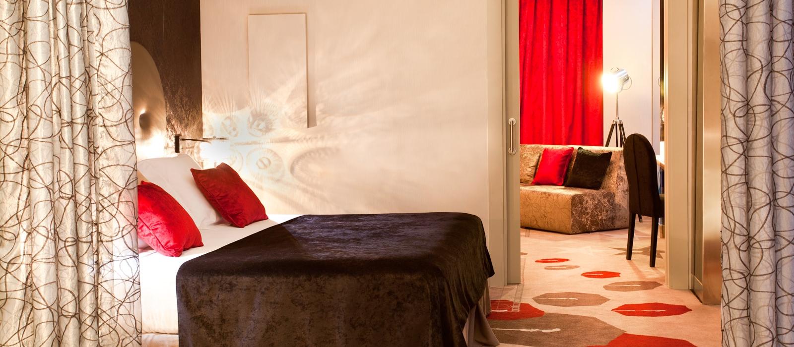 Chambres Capitol Hôtel Madrid - Vincci Hoteles - Chambre Rangée 4