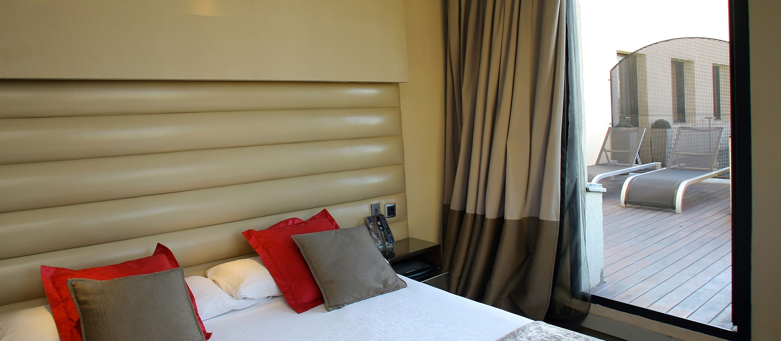 Rooms Hotel Vinnci Madrid Capitol - Junior Suite