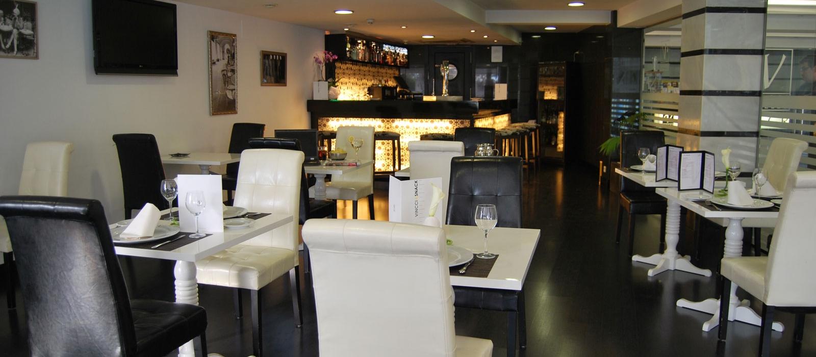 Servicios Hotel Granada - Vincci Hoteles - Bar Lounge