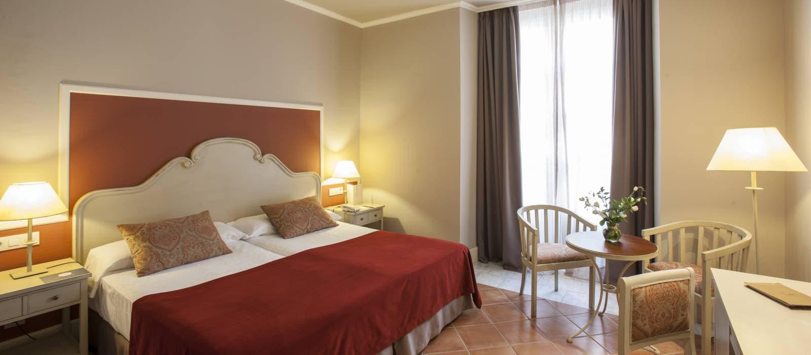 Hoteles Vincci. Hotel Vincci La Rábida Siviglia centro
