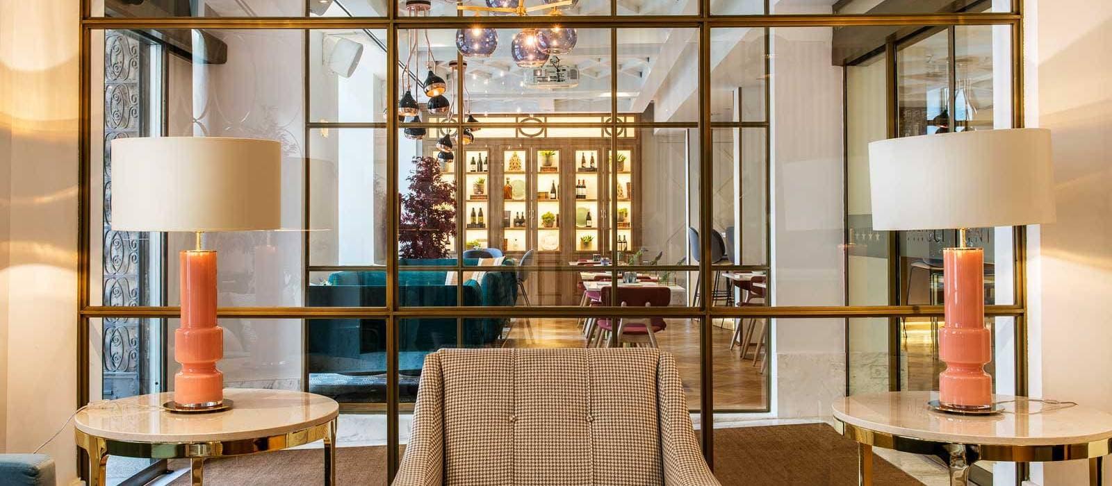 Hotel Madrid Centrum - Vincci Hoteles