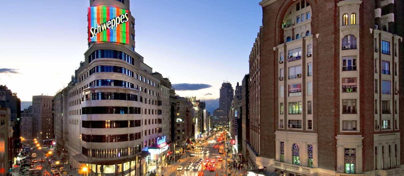 Vincci Capitol 4* - Madrid