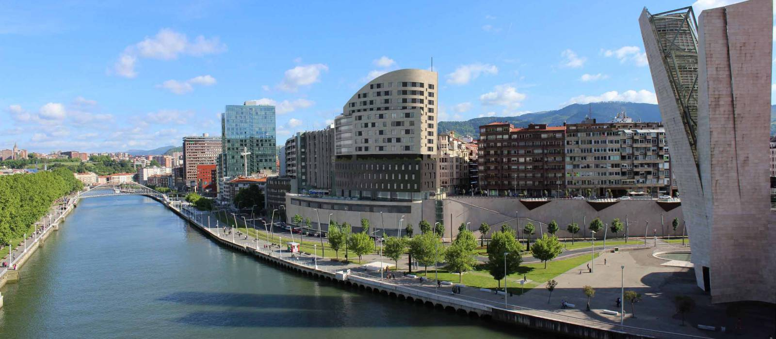 Hotel Bilbao - Fachada