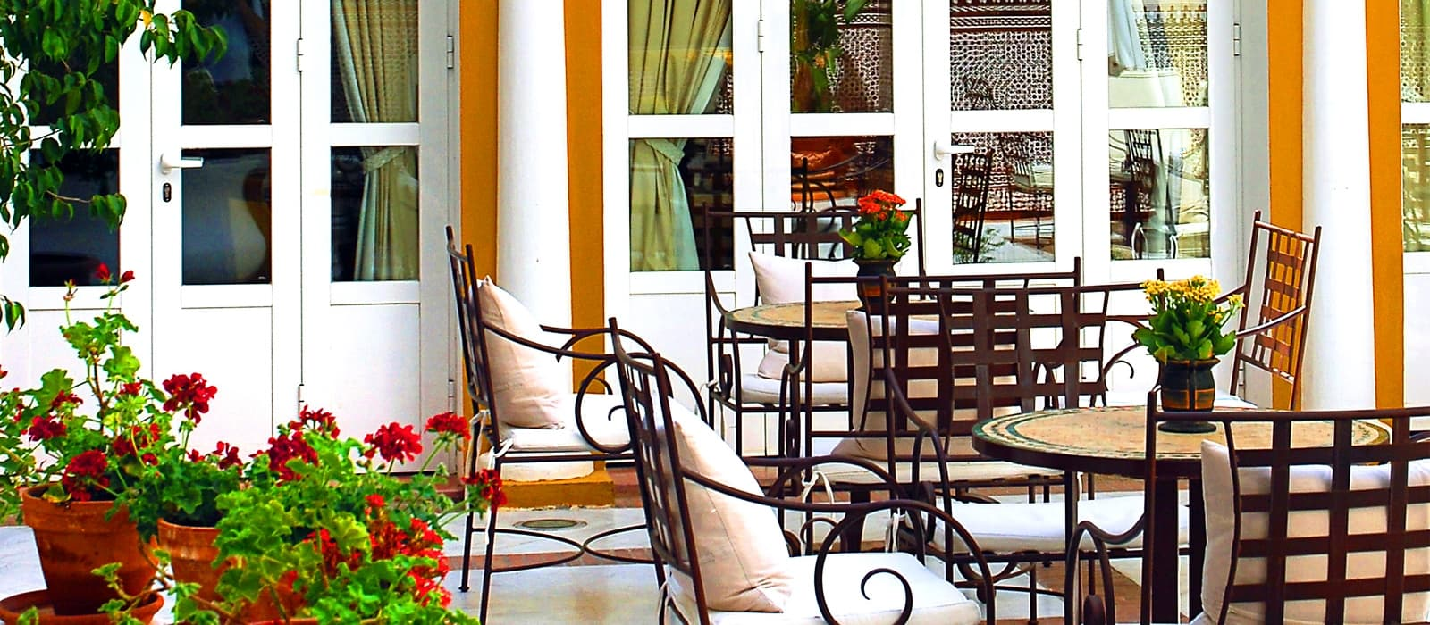 Hotel Sevilla La Rábida - Vincci Hotels