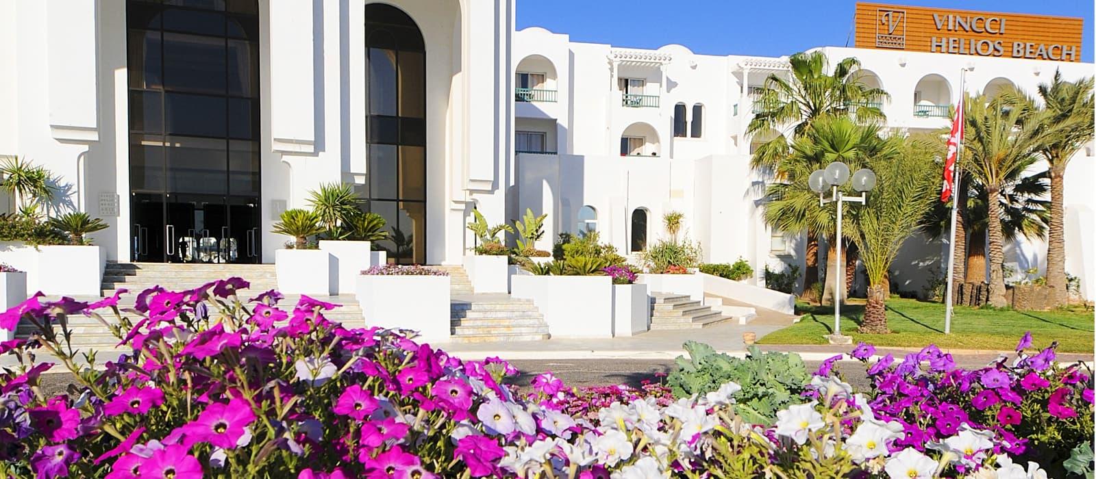 Hotel Djerba Hélios Beach - Vincci Hotels