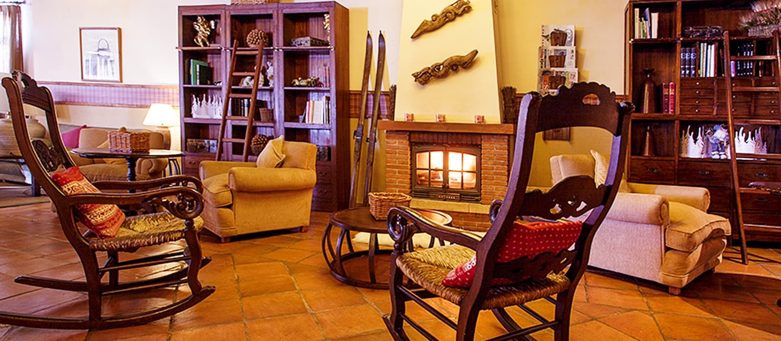 Vincci Selección Rumaykiyya 5* - Sierra Nevada - Granada