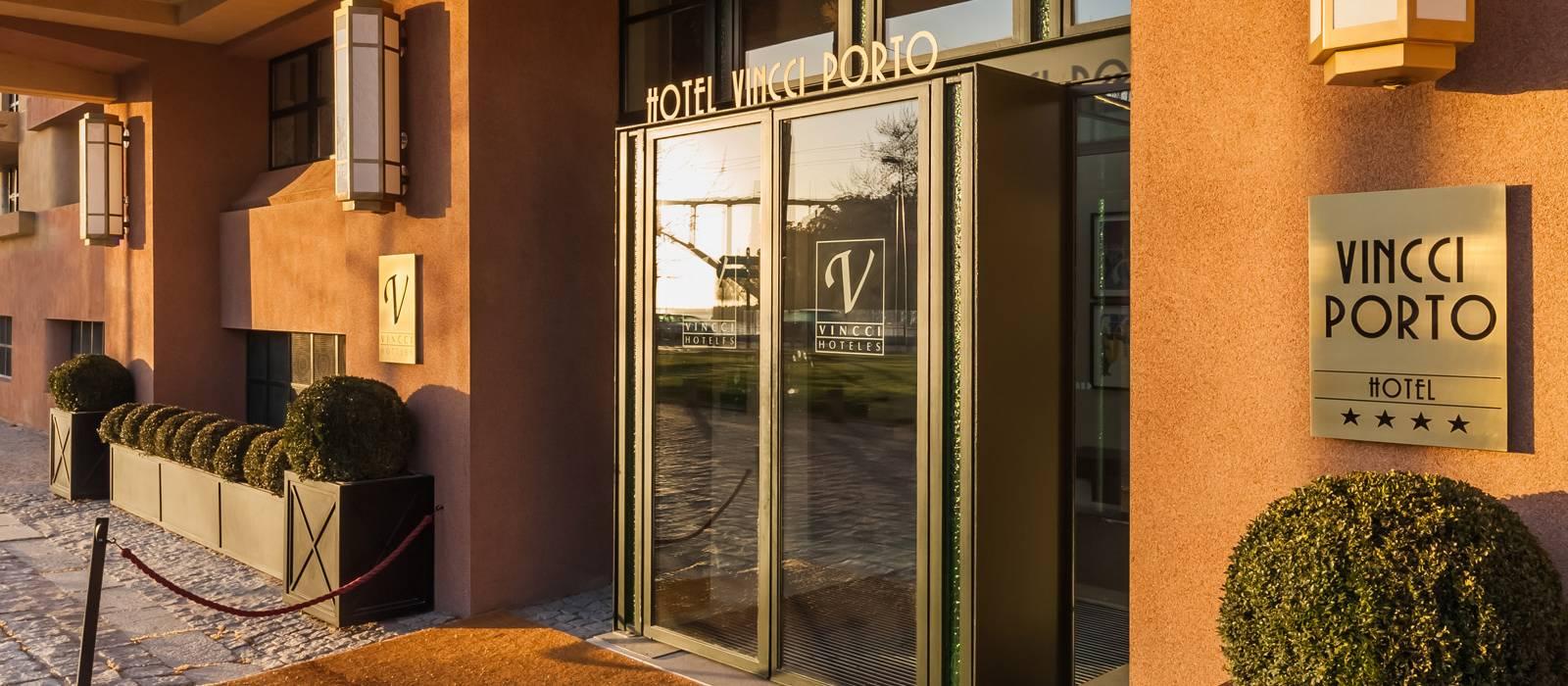 Bereich Hotel - Vincci Porto 4*