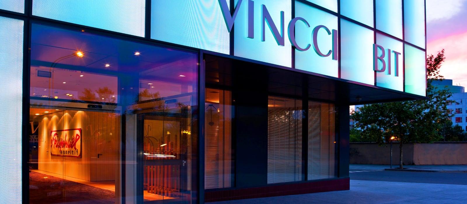 Fassade - Vincci Bit 4*