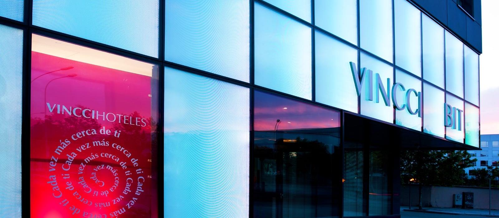 Fotos Y V 237 Deos Hotel Barcelona Bit Vincci Hoteles