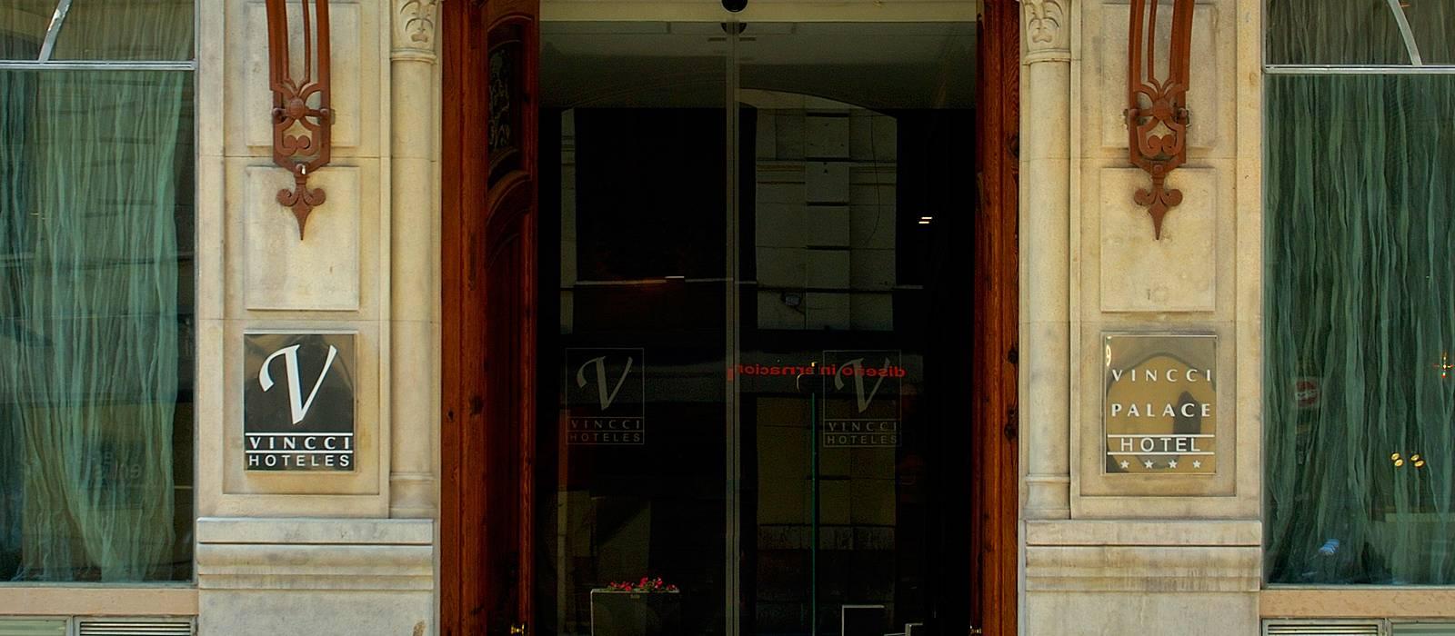 Entrée - Vincci Palace 4*