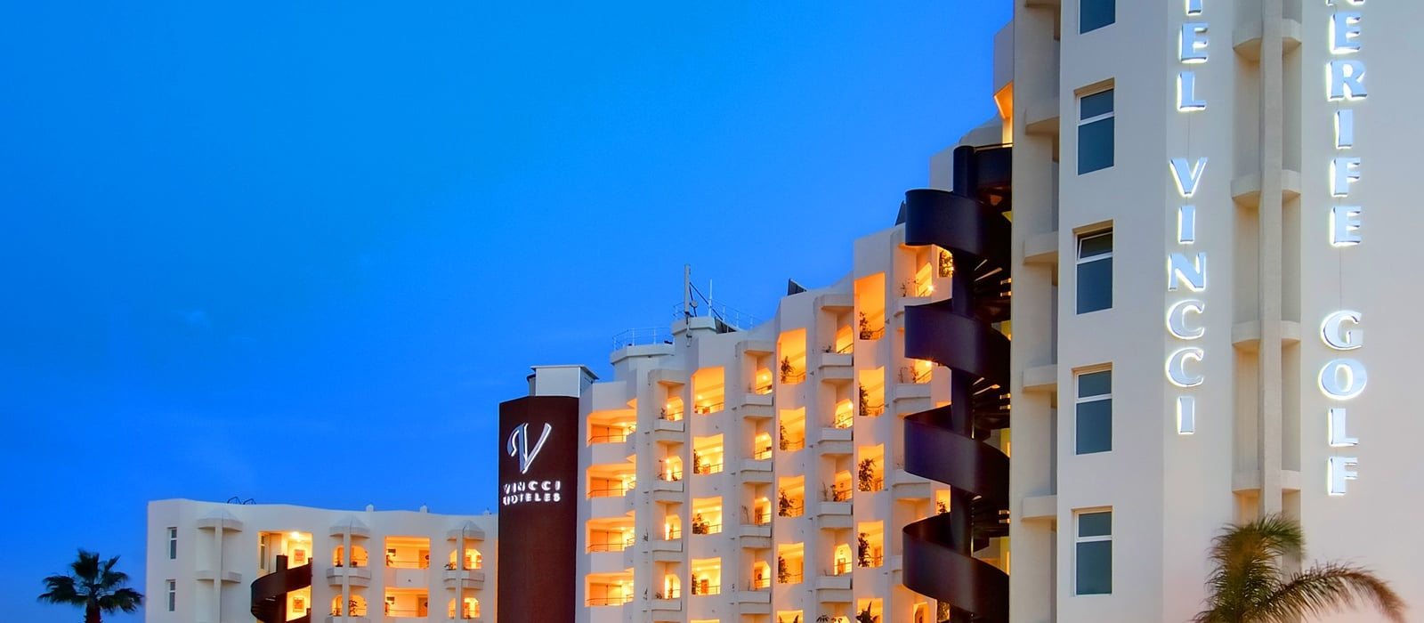 Fassade - Vincci Tenerife Golf 4*