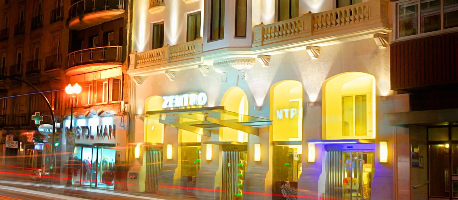 Vincci Zaragoza Zentro 4*