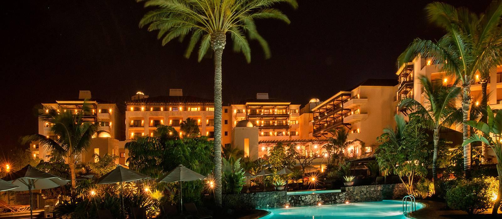 Bereich Hotel - Vincci Selección La Plantación del Sur 5*