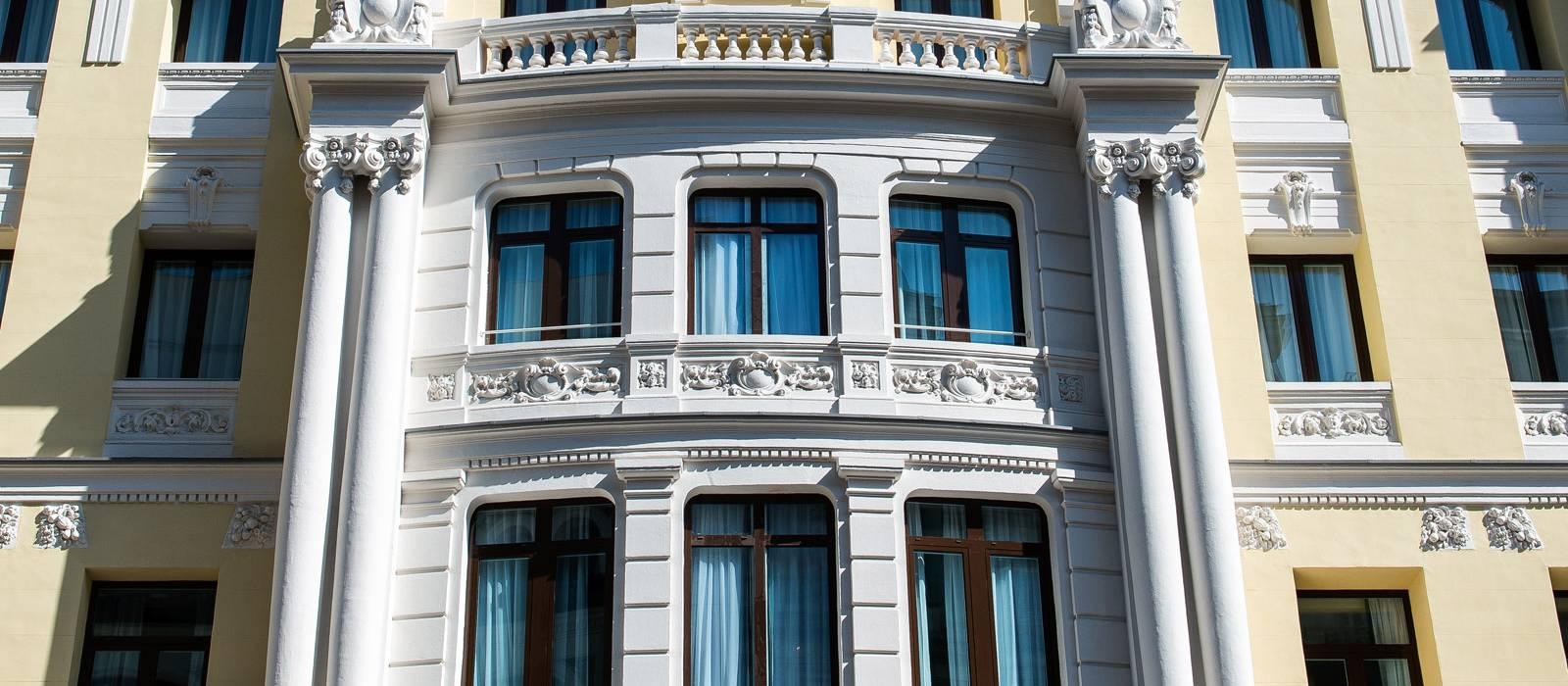 Fachada - Vincci The Mint 4* - Madrid