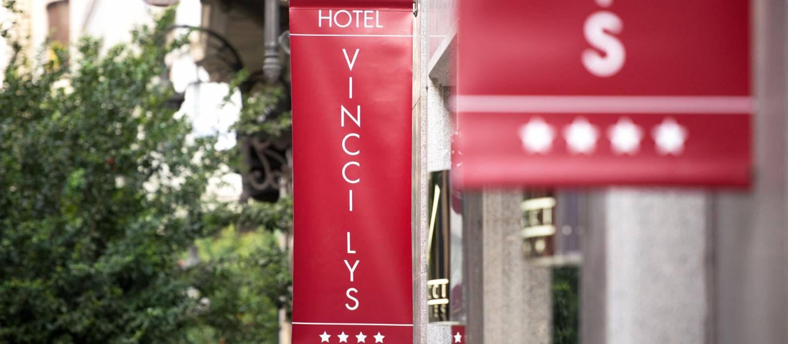 Fassade - Vincci Lys 4*