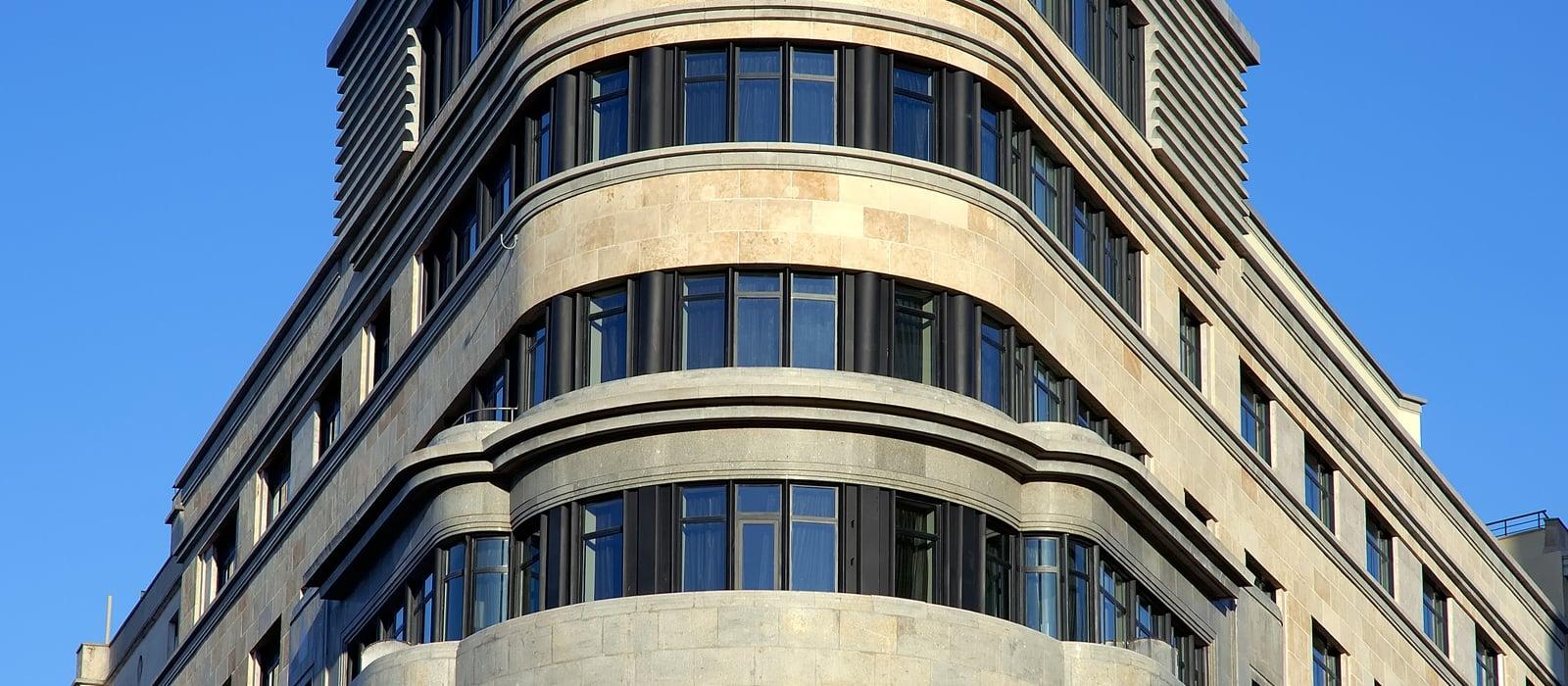 Fassade - Vincci Capitol 4*