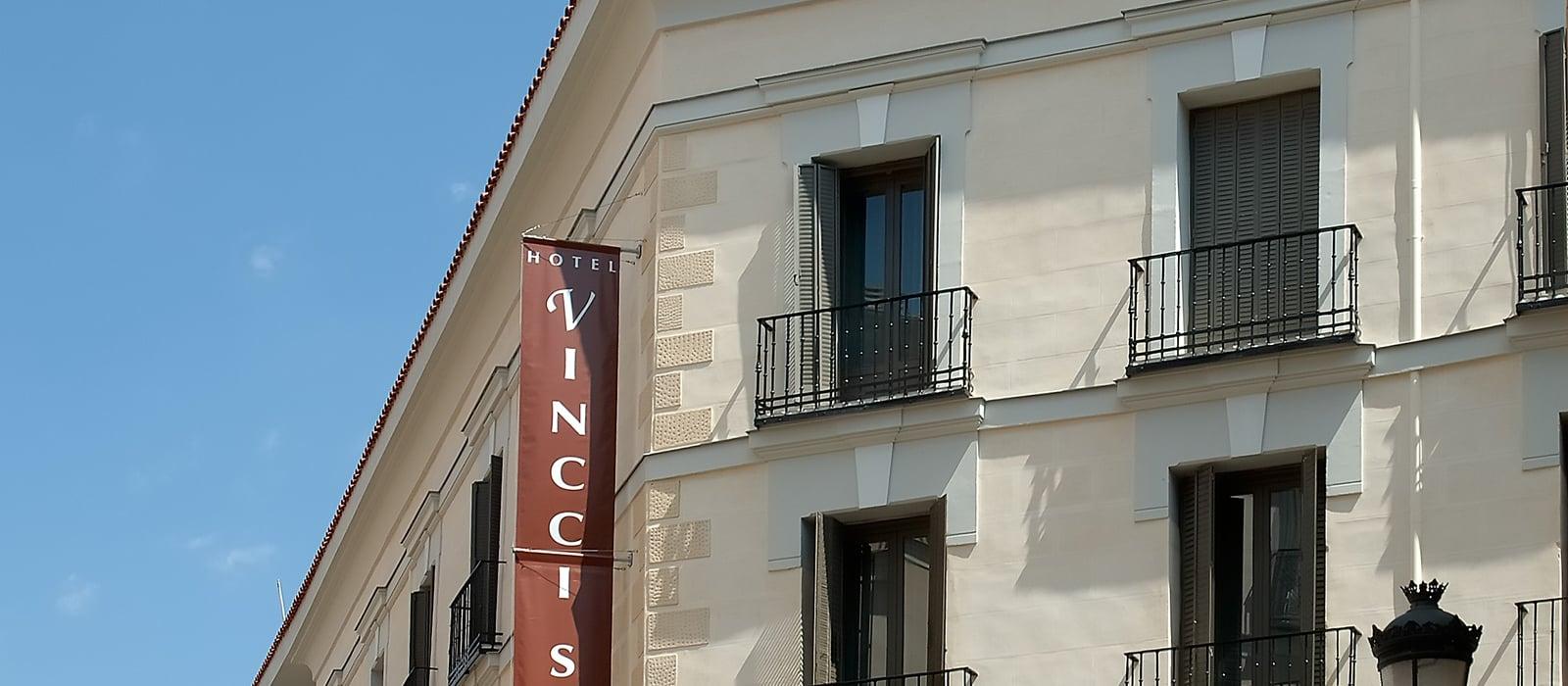Außenansicht Hotel - Vincci Soho 4*
