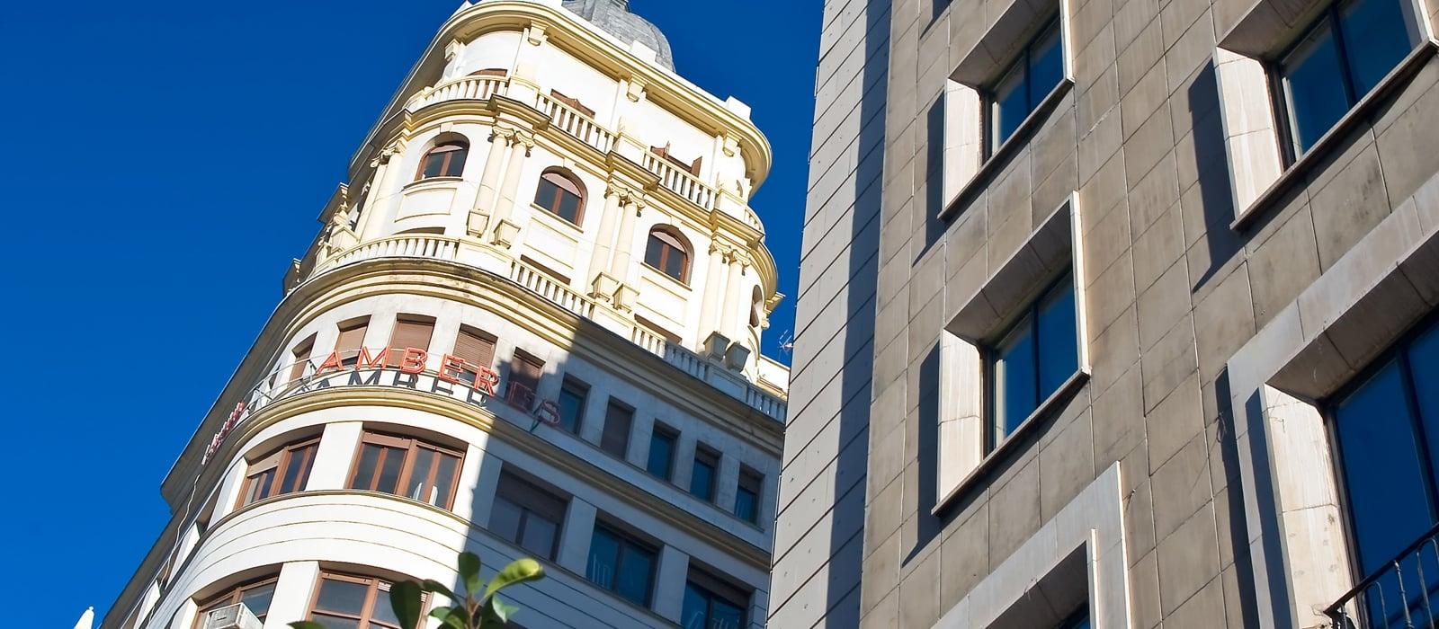 Fassade - Vincci Vía 66 4*