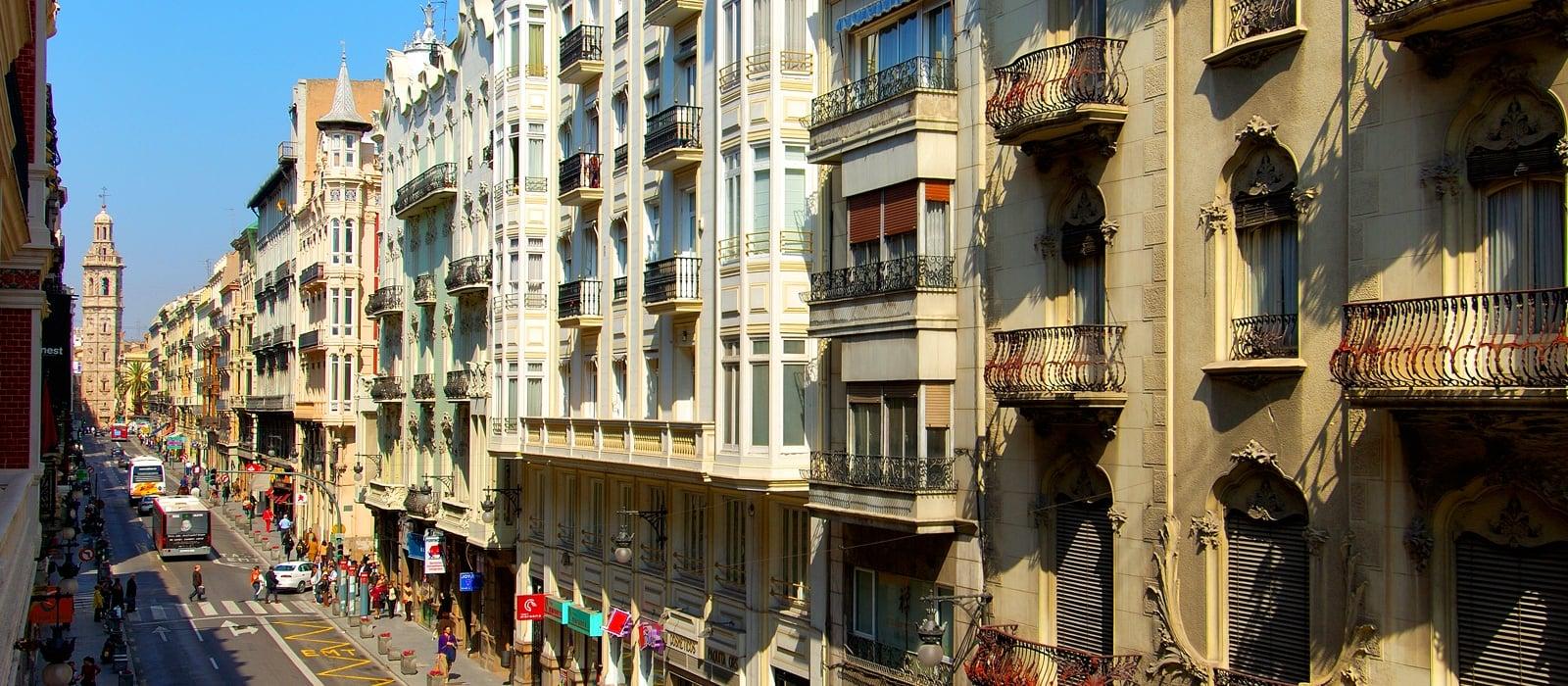 Blick vom Zimmer - Vincci Palace 4*