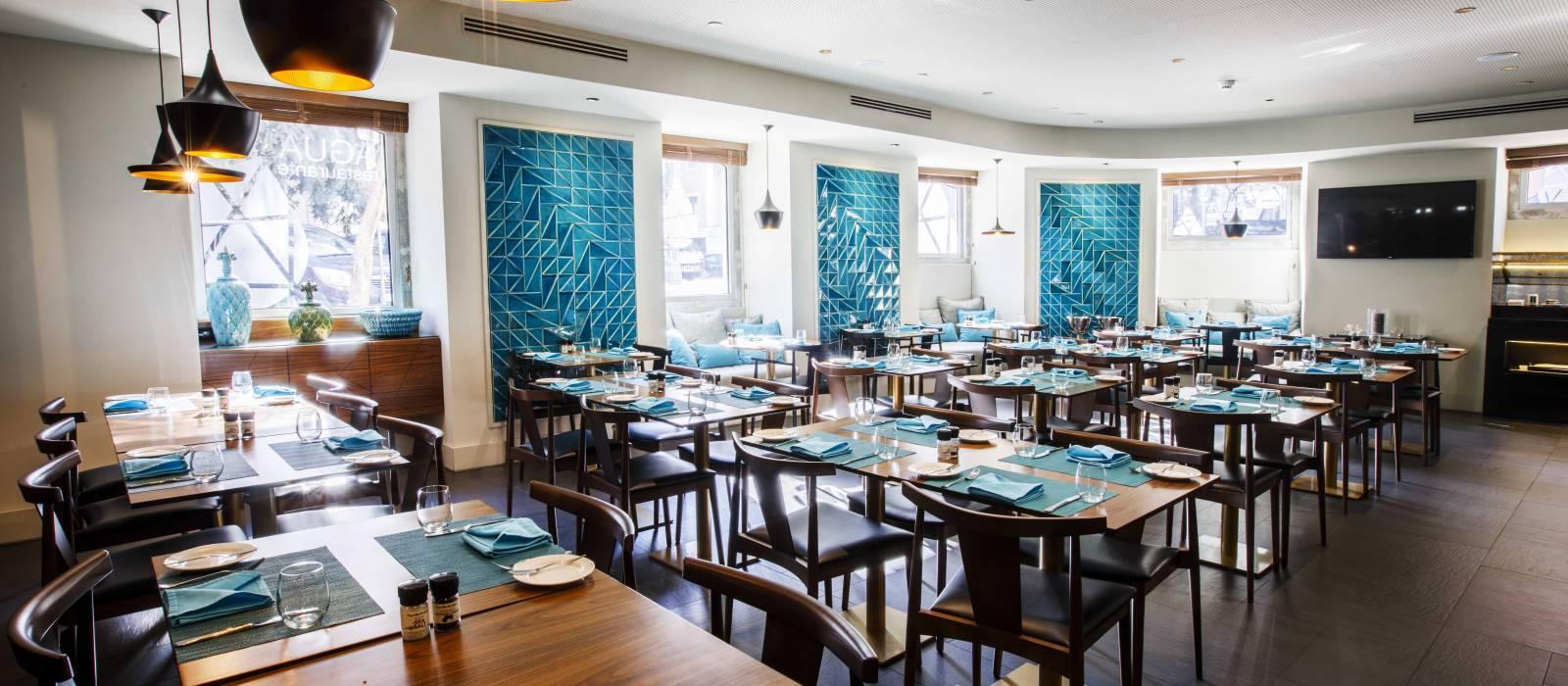 Agua Restaurant - Vincci Liberdade