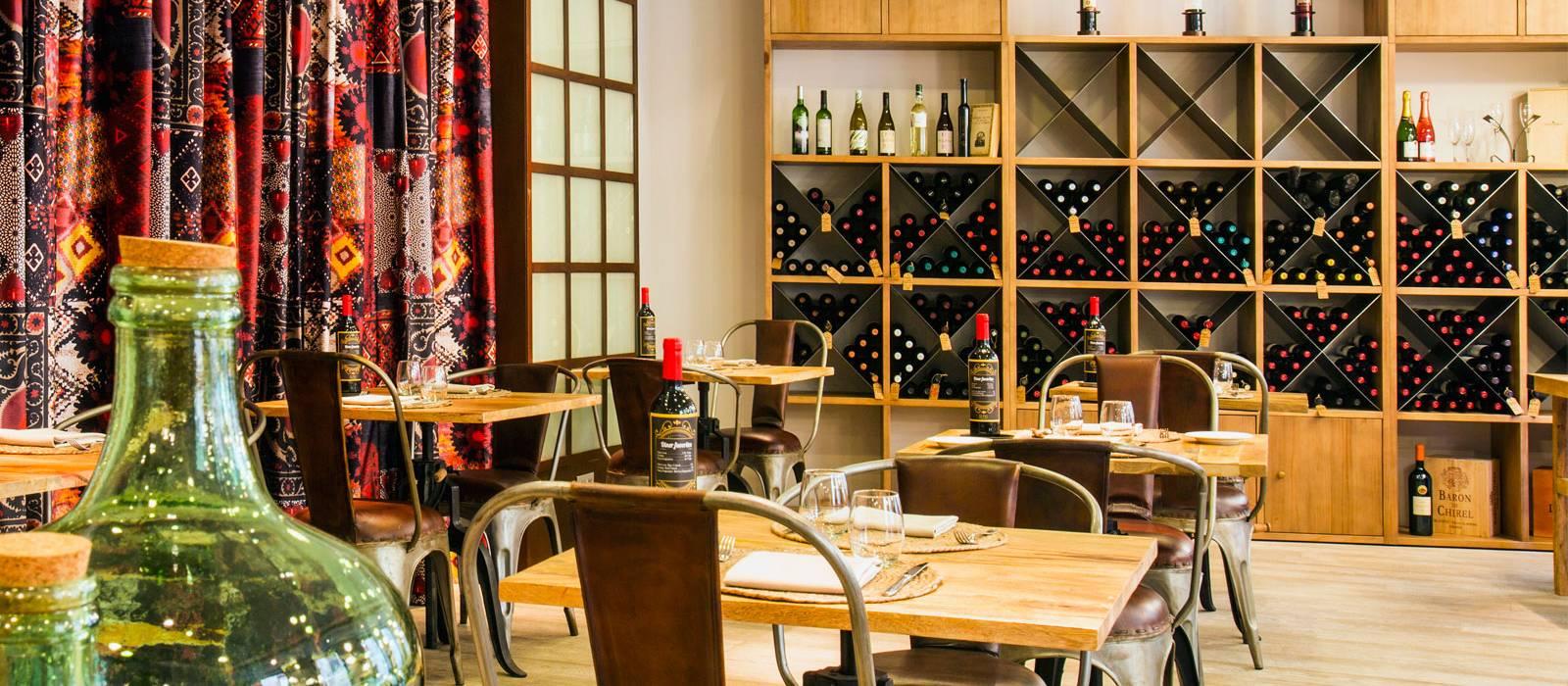 Services Hotel Vincci Málaga Posada del patio - Restaurant Le Diner