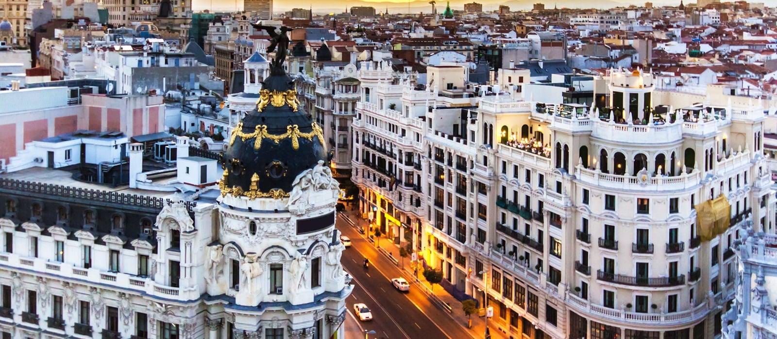 Hôtels à Madrid - Vincci Hoteles