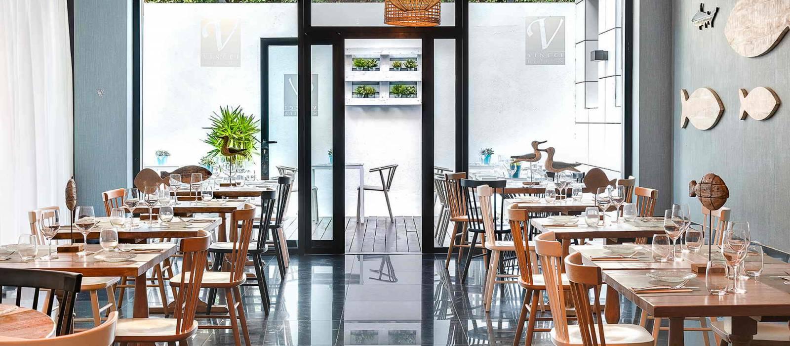 Ocean Restaurant - Vincci Málaga