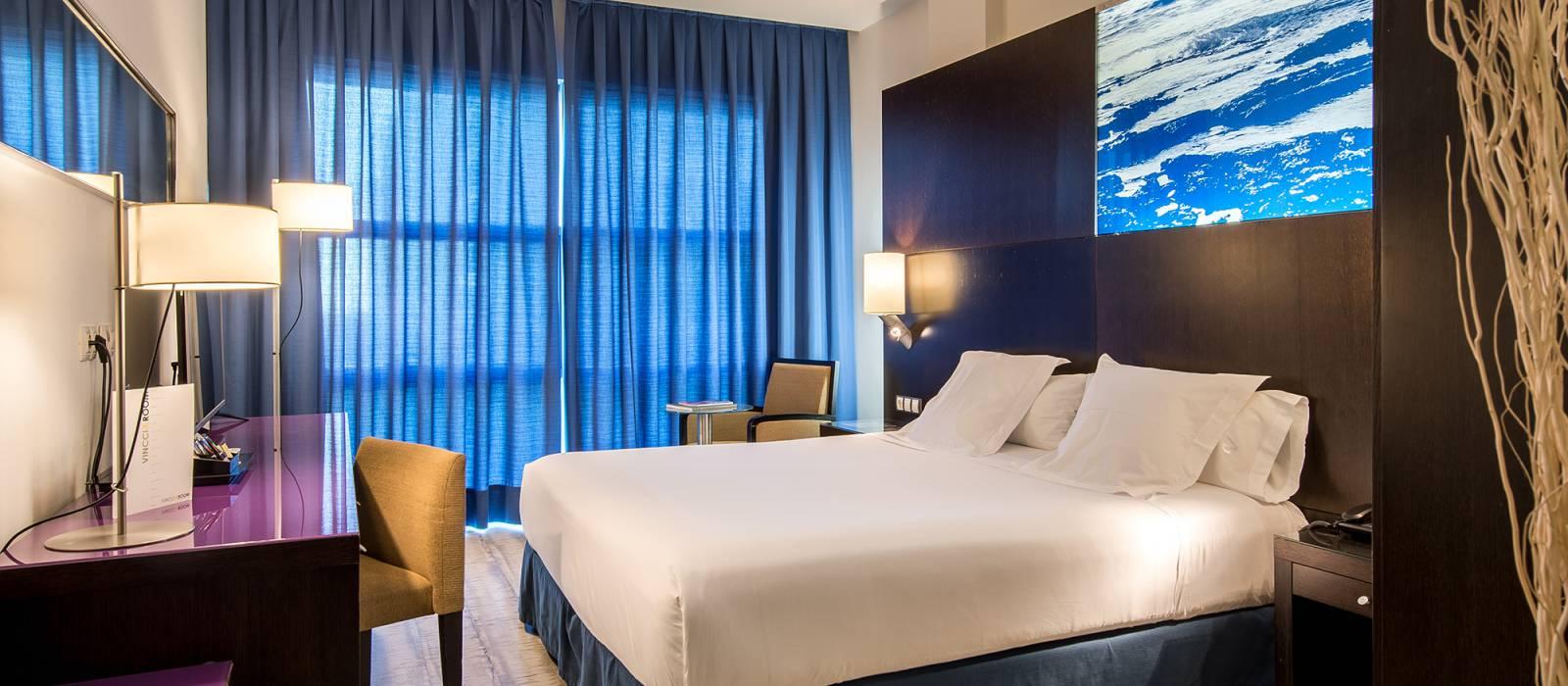 Offerte Hotel Vincci Barcelona Maritime - Prenota ora e risparmia 20%!