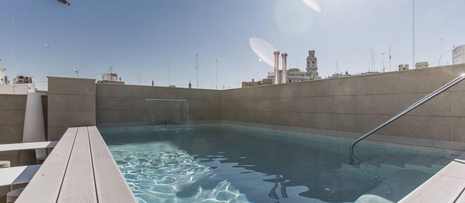 Hotel Vincci Valencia Mercat - Jetzt buchen und 10% sparen!