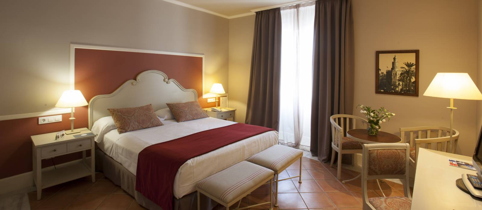 Offres Hôtel Vincci Sevilla La Rabida - Rèservez maintenant ! -10%